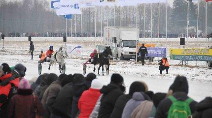 """Dusetose – kasmetinės žirgų lenktynės """"Sartai 2017"""""""