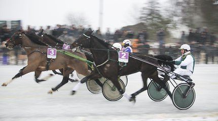 Viskas, ką reikia žinoti apie Sartų lenktynes: ledas, žirgai, favoritai, prizai ir pramogos