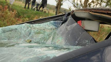 """""""Seat"""" avarija Panevėžio rajone"""