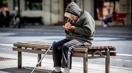 Atlyginimai ir pensijos Lietuvoje – mažiausi Baltijos valstybėse