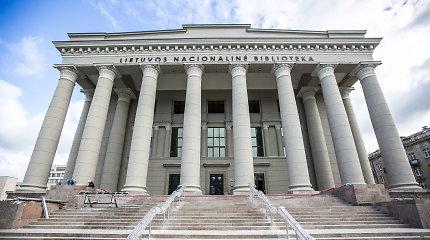 Nacionalinė M.Mažvydo biblioteka pasirinko 250 tūkst. eurų brangesnius baldus, dar 160 tūkst. eurų kainavo papildomi baldai