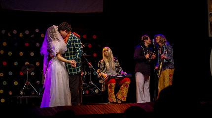 """Spektaklio """"Paskutiniai Brėmeno muzikantai"""" atsisveikinimo turas Jonavoje"""