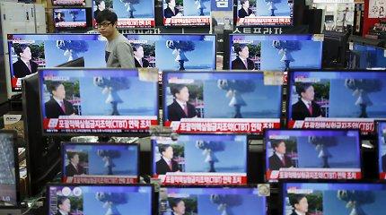 Šiaurės Korėjoje veikia vos 28 interneto tinklalapiai
