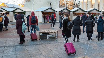 Kelionių organizatoriams pavyko išvengti turistų srauto mažėjimo
