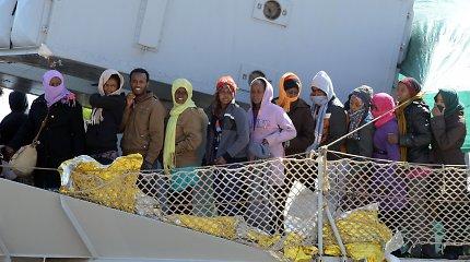 Ties Egipto krantais apvirtus laivui, paskendo 29 migrantai