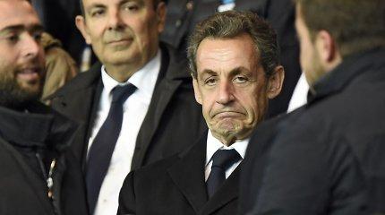 Prancūzijoje septyni dešinieji kovos dėl teisės kandidatuoti į prezidentus