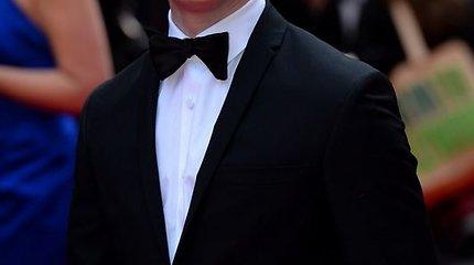 """Danielis Radcliffe'as sutiktų dar kartą suvaidinti """"Hario Poterio"""" sagoje, bet tik jei būtų pasiūlytas jaunojo burtininko tėvo vaidmuo"""