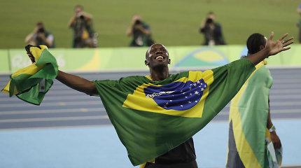 Jamaika žada skųsti sprendimą dėl atimto Usaino Bolto medalio