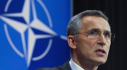 NATO pranešė apie pažangą ruošiantis dislokuoti batalionus Baltijos šalyse ir Lenkijoje