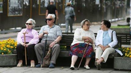 Nutylėta priežastis, kodėl pensininkai ateityje gyvens dar blogiau