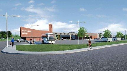 Šilutė rado investuotoją – galės džiaugtis nauja autobusų stotimi ir parku