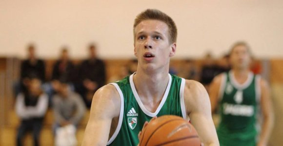 "FIBA Europos taurėje – Martyno Echodo šou ir ""Vytauto"" pergalė"