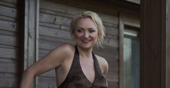 Inga Norkutė-Žvinienė atskleidė, ko niekada nedarytų prieš televizijos kameras