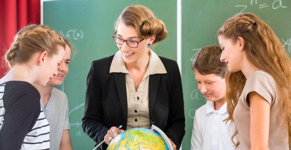 Mokytojo profesijos prestižas skaičiais: tarpukario Lietuva, sovietmetis ir nūdiena