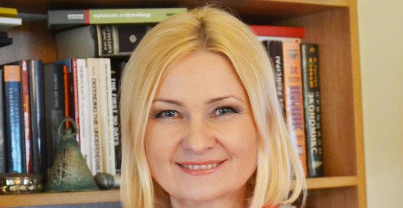 Rūta Vainienė:Pensija, kaip miražas
