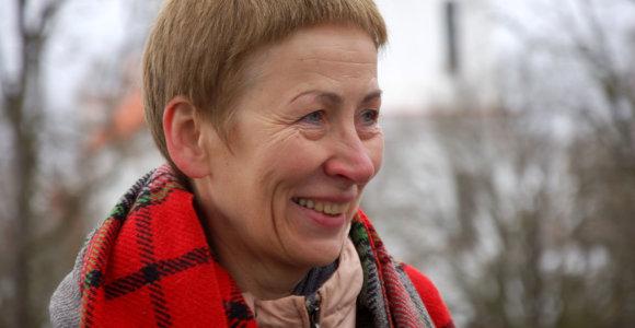 """Vertėja Rūta Jonynaitė: """"Nepasakęs žodžiais nesuvoksi, o nesuvokęs nepasakysi žodžiais"""""""