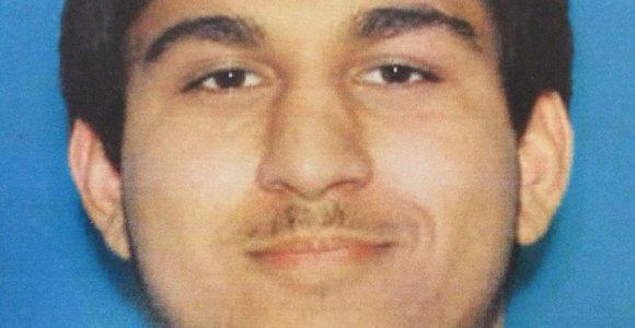 Sulaikytas JAV prekybos centre šaudęs įtariamasis, paviešinta jo nuotrauka