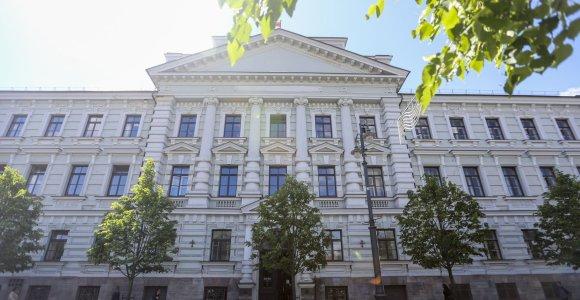Prezidentūra skelbia naują atranką į Vilniaus apygardos teismo vadovus