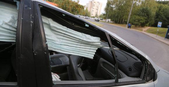 """Antradienį Lietuvos keliuose – """"tik"""" 8 avarijos, per kurias sužeisti """"tik"""" 8 žmonės"""