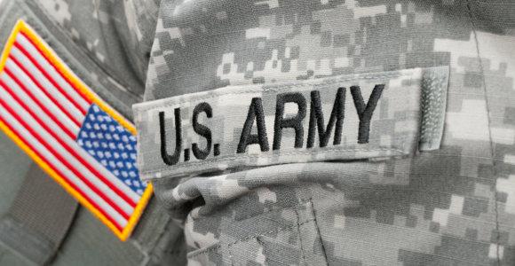 JAV papildomai siųs 600 karių į Iraką
