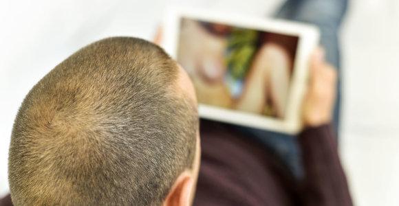 Pornografijos svetainė Rusijos cenzoriams pasiūlė nemokamą turinį