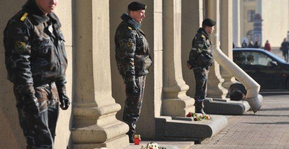 Baltarusijos žmogaus teisių gynėjai ragina atsisakyti mirties bausmės
