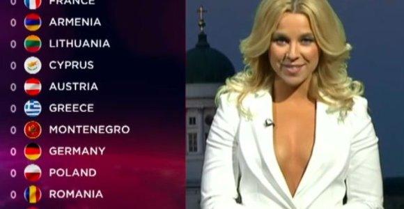 """""""Eurovizijos"""" balsavimų keliai ir klystkeliai: 15min tyrimas apnuogino saugumo spragas"""