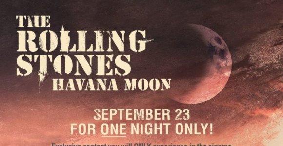 """""""Havana moon"""" – filmas, kurį būtina pamatyti"""