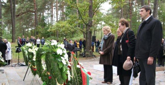 Nacių žudymo bazė Paneriuose buvo triskart didesnė nei dabartinis memorialas