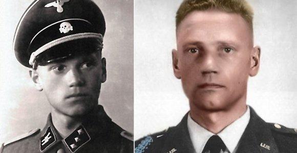 Karo didvyris, kovojęs suomių, nacių ir JAV specialiųjų pajėgų gretose: Laurio Tornio istorija