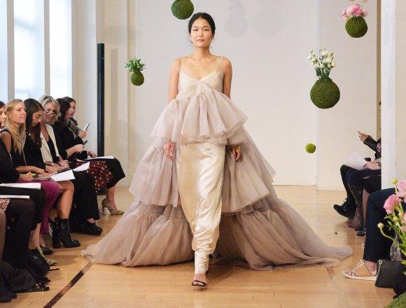 8 ryškios vestuvinių suknelių mados tendencijos, kurios karaliaus kitąmet