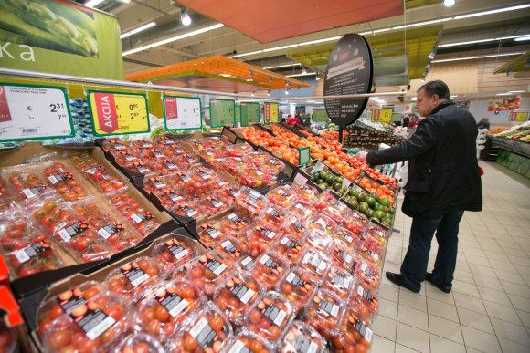 Juliaus Kalinsko / 15min nuotr./Pomidorai