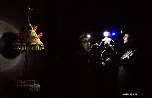 """Festivalio rengėjų nuotr./Spektaklis """"SoloS"""", Ispanija, nuotr. aut. R. Bautista"""