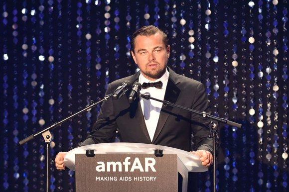 "AFP/""Scanpix"" nuotr./Leonardo DiCaprio"