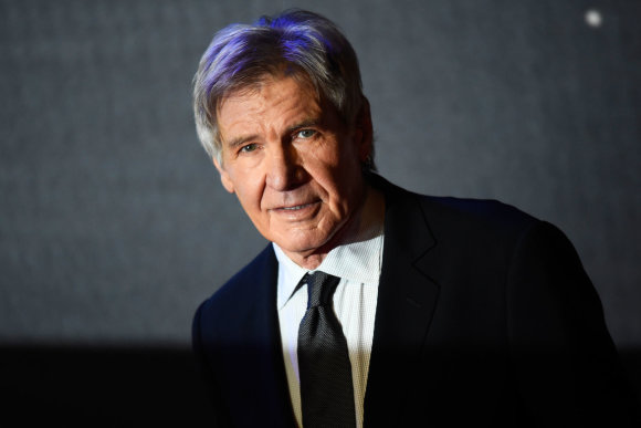 """Reuters""/""Scanpix"" nuotr./Harrison Ford"