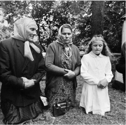 R.Požerskio nuotr./Pavandenė, 1976