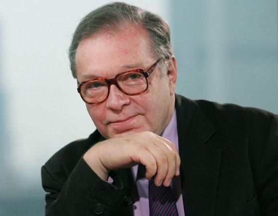 Wojciech Olszanka nuotr./Krzysztof Zanussi