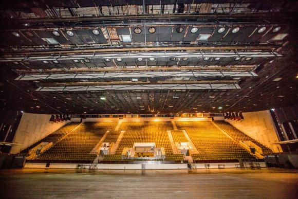 Vidmanto Balkūno / 15min nuotr./Arena. Vilniaus sporto rūmai