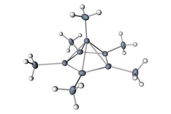 M.Malischewskio iliustr./Modifikuotas heksametilbenzenas