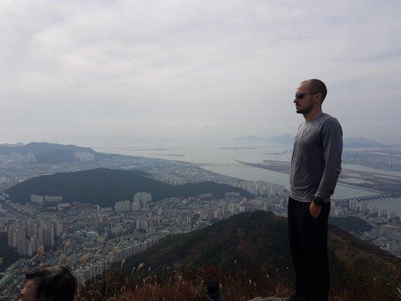 J.Kinderio nuotr./Justinas Kinderis Pietų Korėjoje