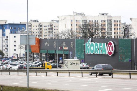 Irmanto Gelūno / 15min nuotr./Ukmergės gatvė – tikra atgaiva didžiulius prekybos centrus mėgstantiems žmonėms