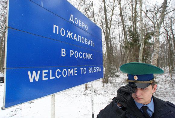 """""""Scanpix""""/""""RIA Novosti"""" nuotr./Rusija ne itin svetingai pasitiko pinigų plovimą tiriančius Moldovos pareigūnus"""