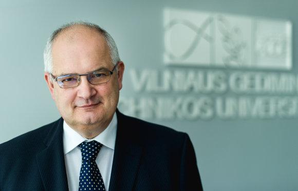 Vilniaus Gedimino technikos universitetas/Alfonsas Daniūnas