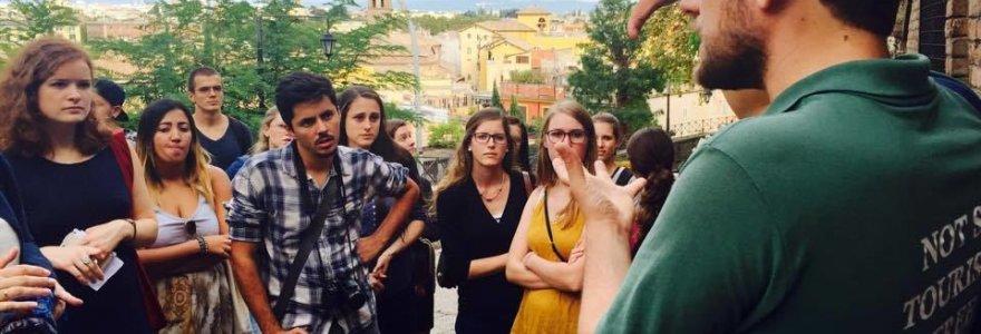 Neturistinės vietos Romoje. Kur jos slepiasi?