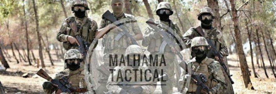 Elitinių karių verslas: kaip veikia pirmoji privati karinė džihadistų kompanija