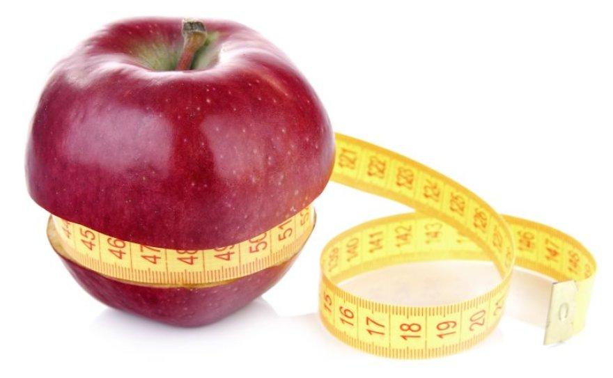 Kodėl nekrinta svoris