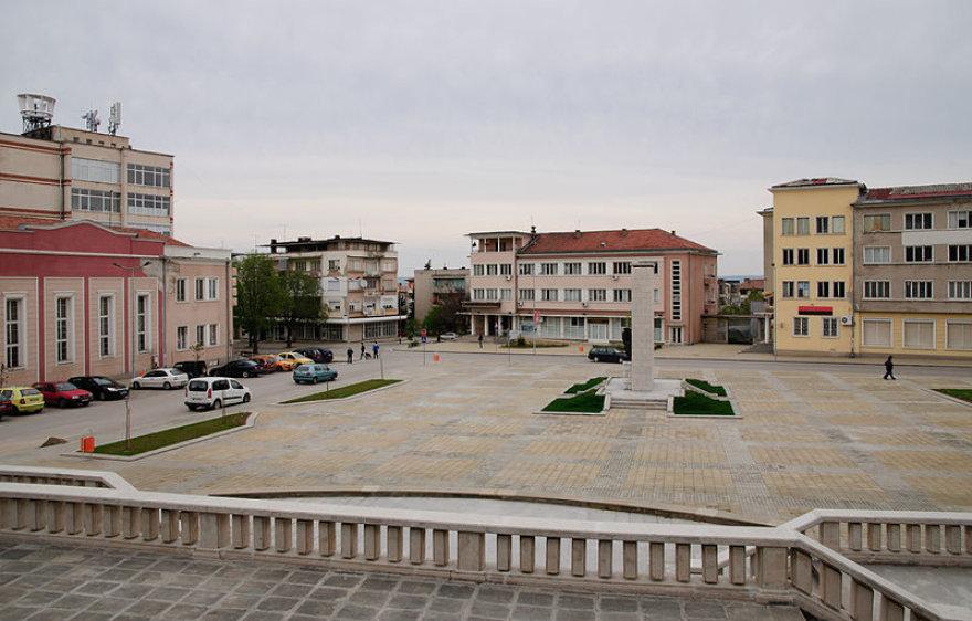 Liaskovecas, Bulgarija