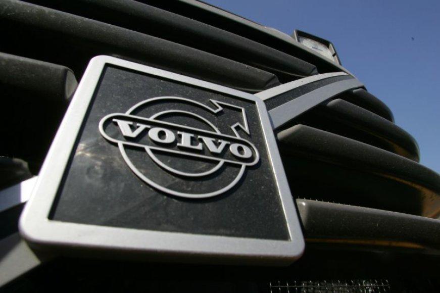 """""""Volvo"""" ženklas"""