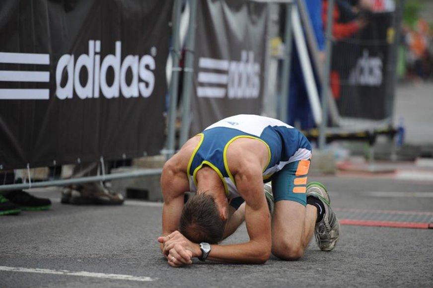 Kauno maratonas'14: tobulas oras geriems rezultatams