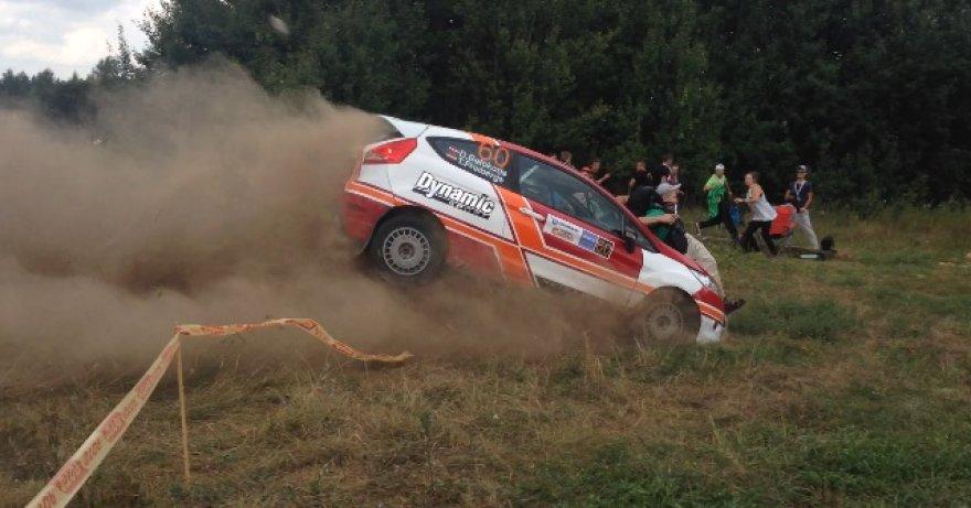 """Avarija """"300 lakes rally"""""""